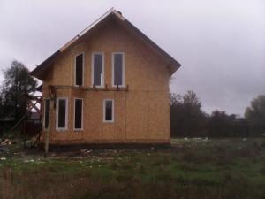 Строительство дома 12