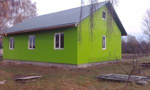 Строительство дома 13