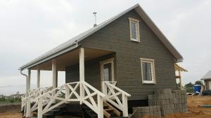 Строительство дома 15