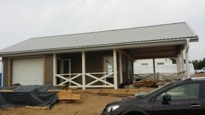 Строительство дома 16