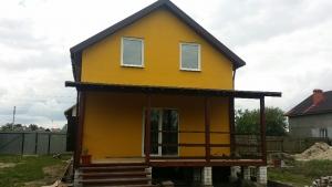 Строительство дома 17