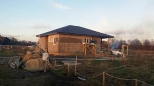 Строительство дома 22