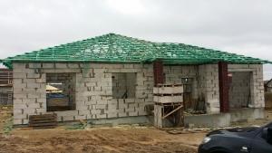 Строительство дома 23