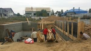 Строительство дома 24