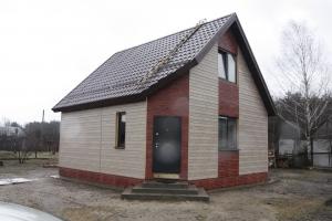 Строительство дома 3