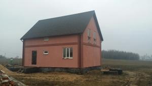 Строительство дома 7